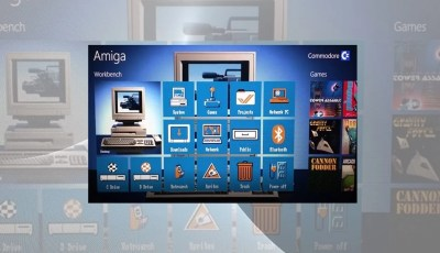 Windows 8 Start Amiga Launcher