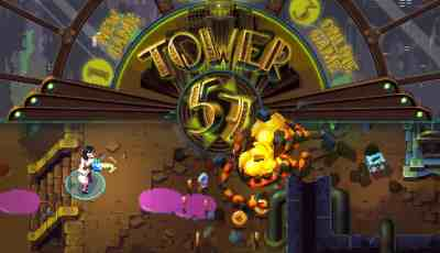 Tower 57 Review on Distrita