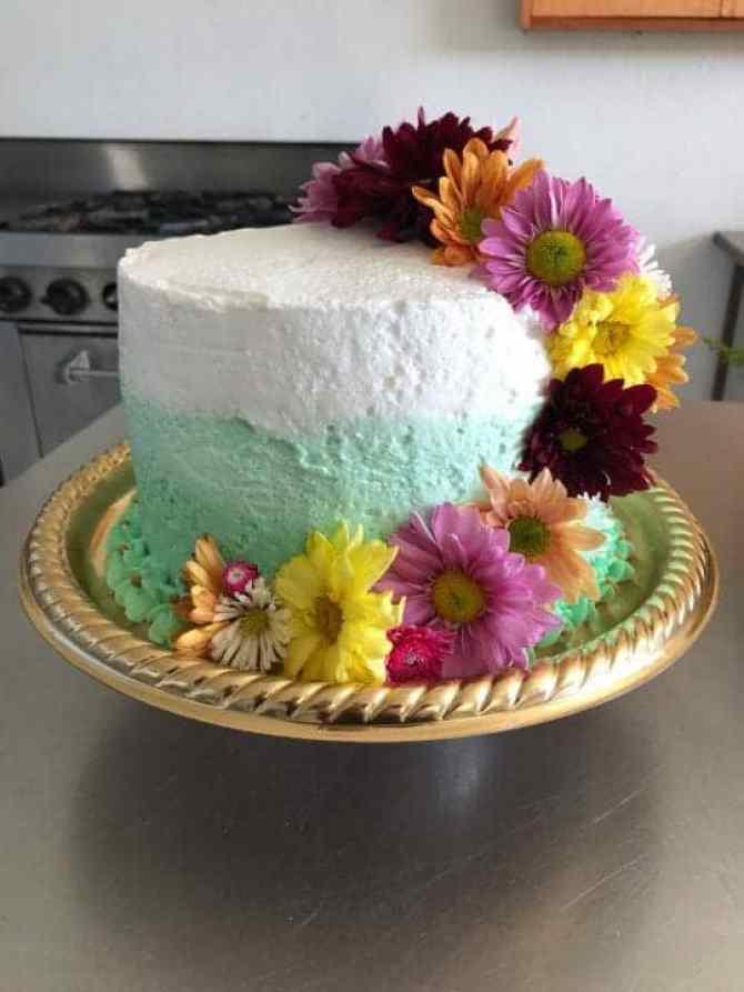 Chocolate Cake With Coconut Recipe