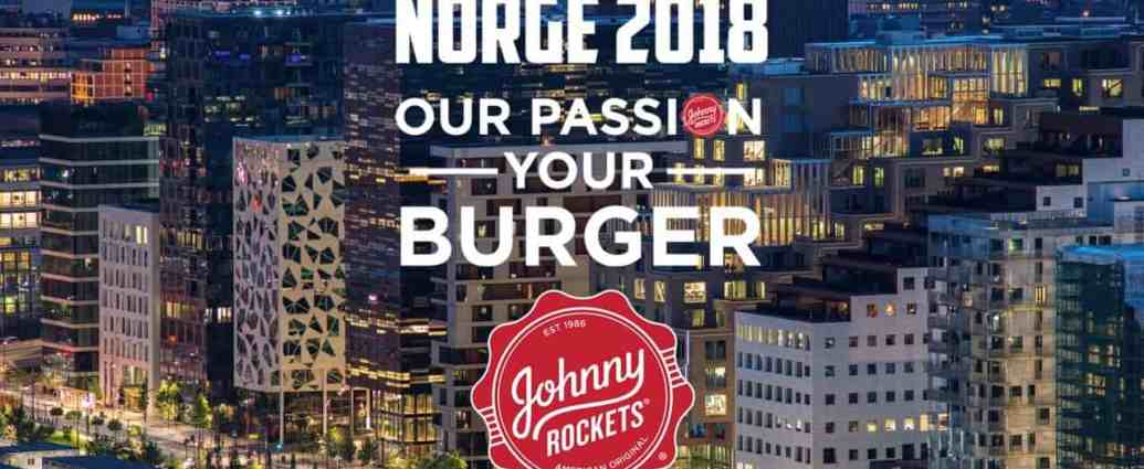 Johnny Rockets is Hiring People in Oslo