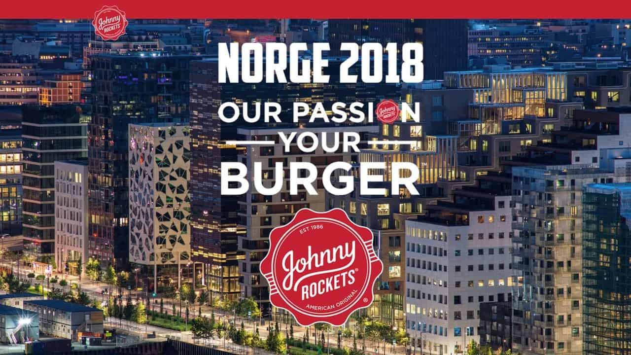 Johnny Rockets is Hiring People in Oslo