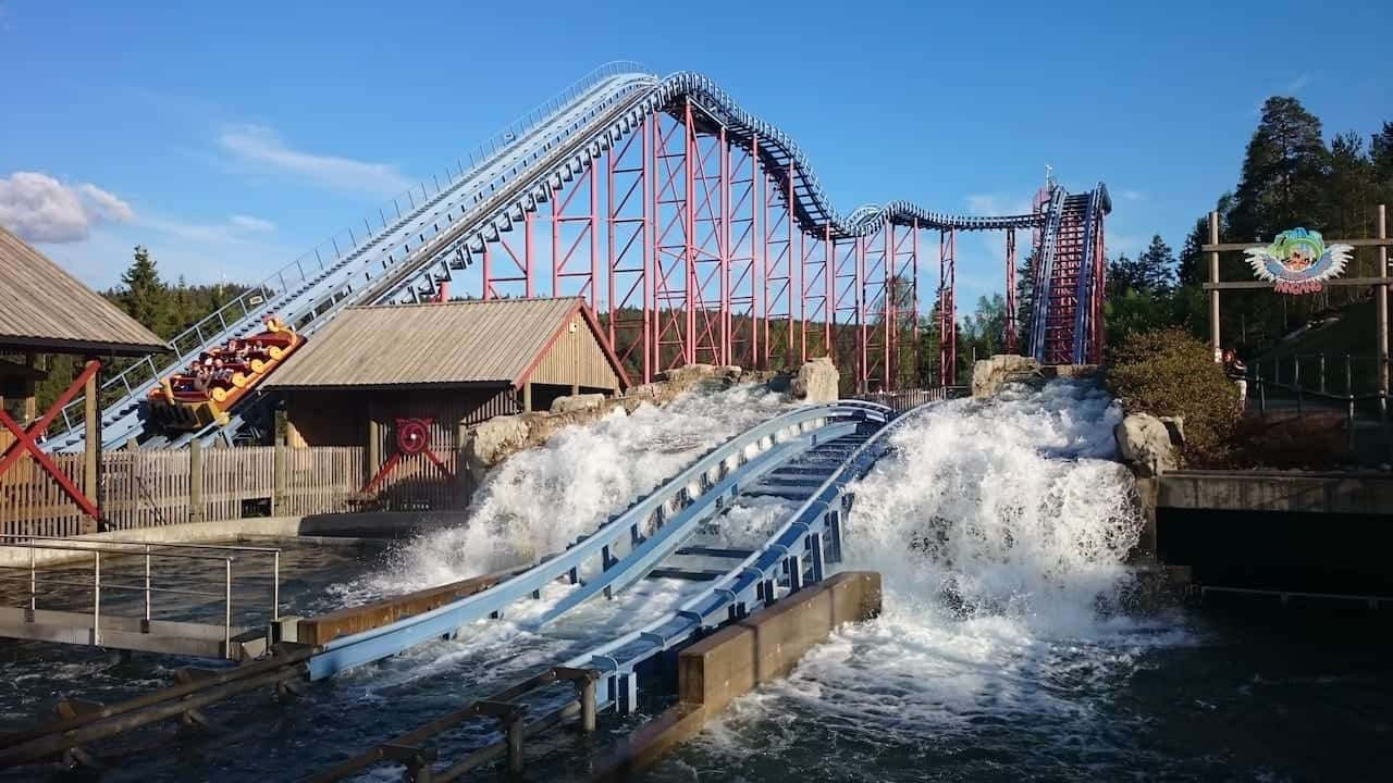 Do Not try This Roller Coaster