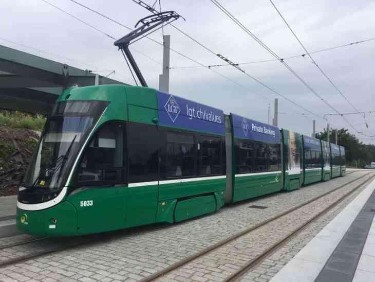cross border Tram Network, light rail network