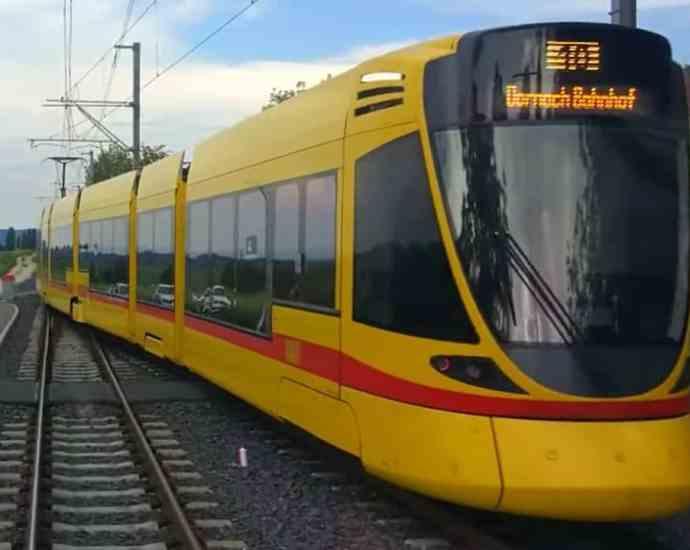 cross border Tram Network
