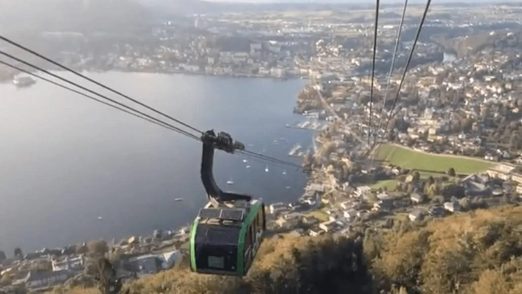 Gmunden Austria is One of World's most Pristine Cities in The World