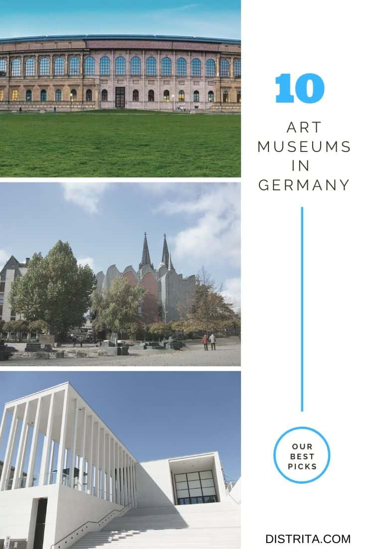 art museums in germany
