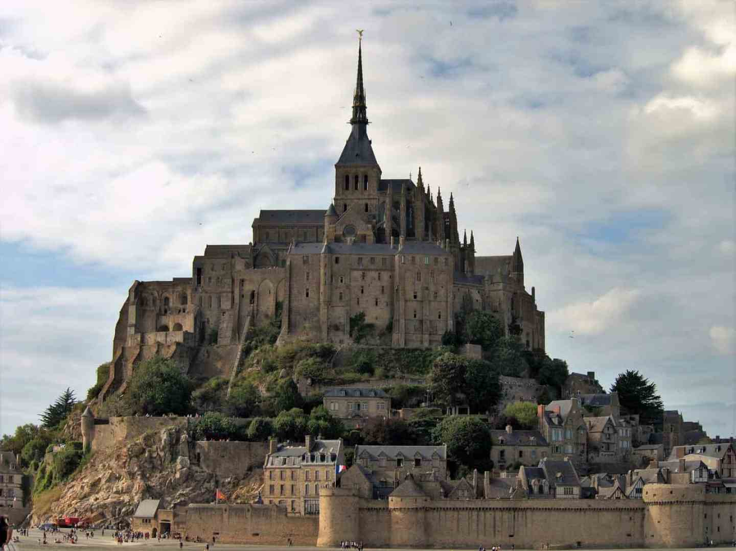 Le Mont Saint-Michel France
