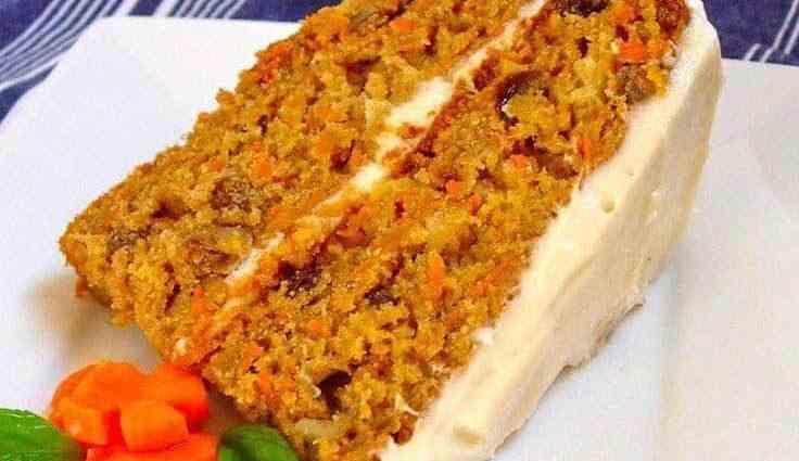 gourmet carrot cake recipe