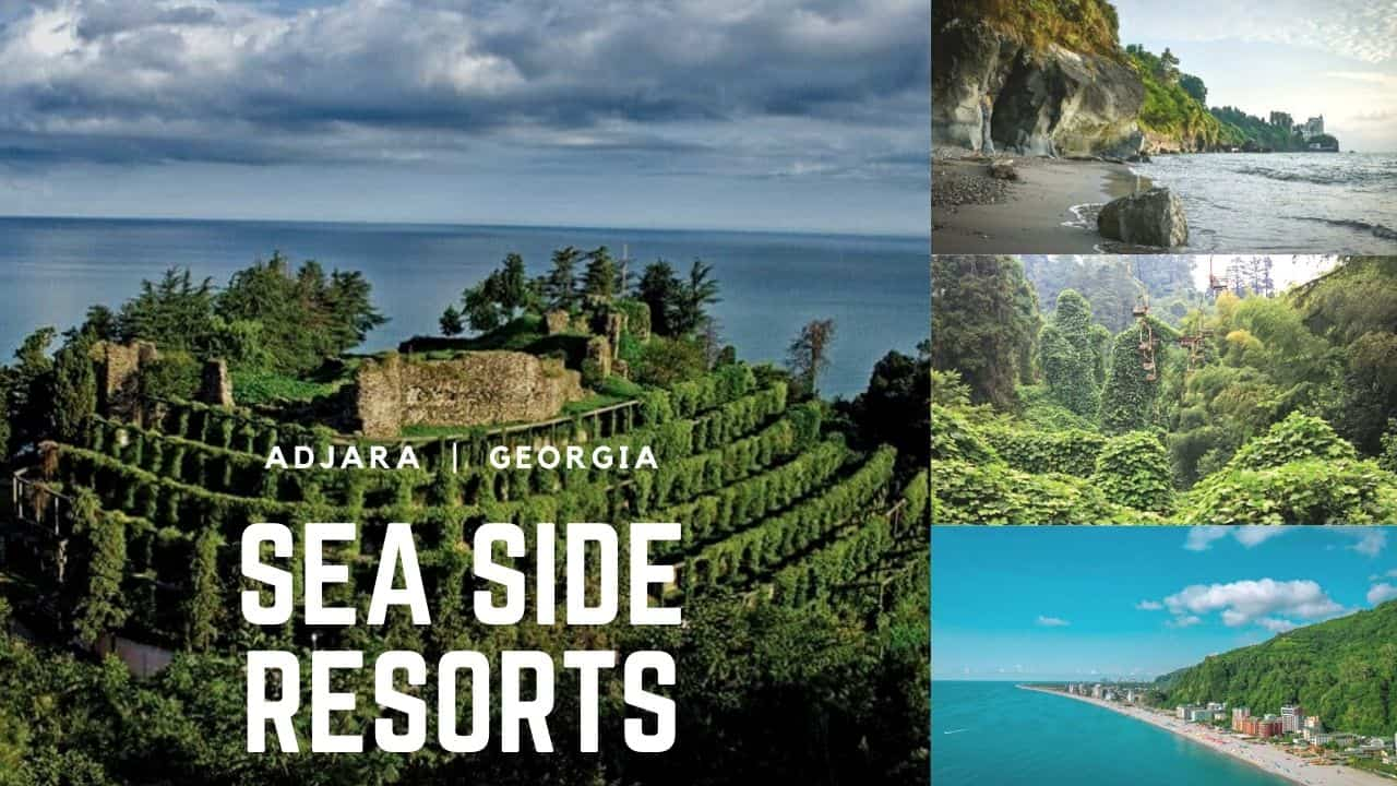 seaside resorts in adjara georgia