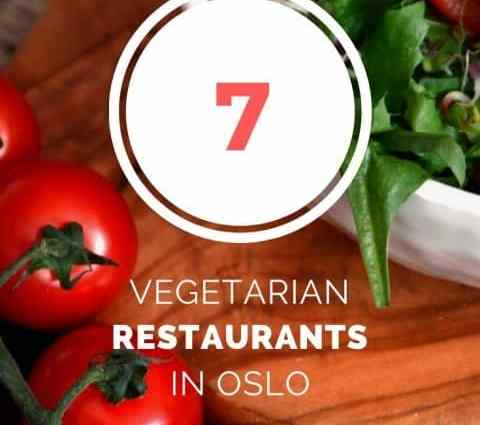 vegetarian places oslo