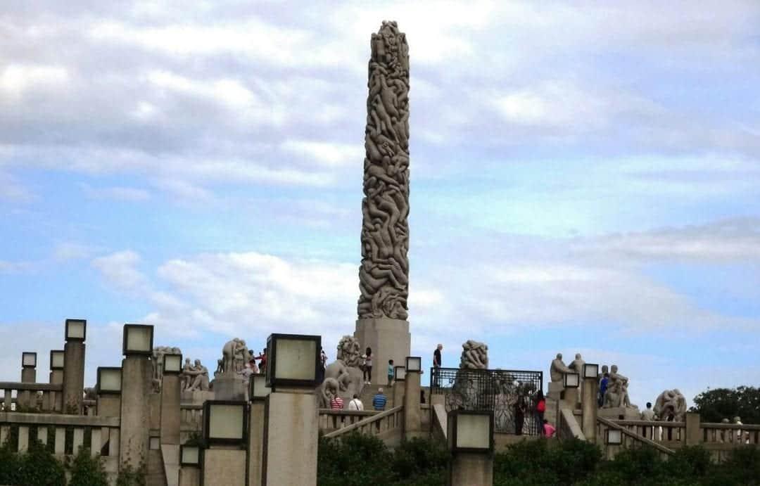Monolith Oslo Vigeland