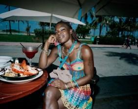 Jazzie, Ocean Drive, South Beach, 2012