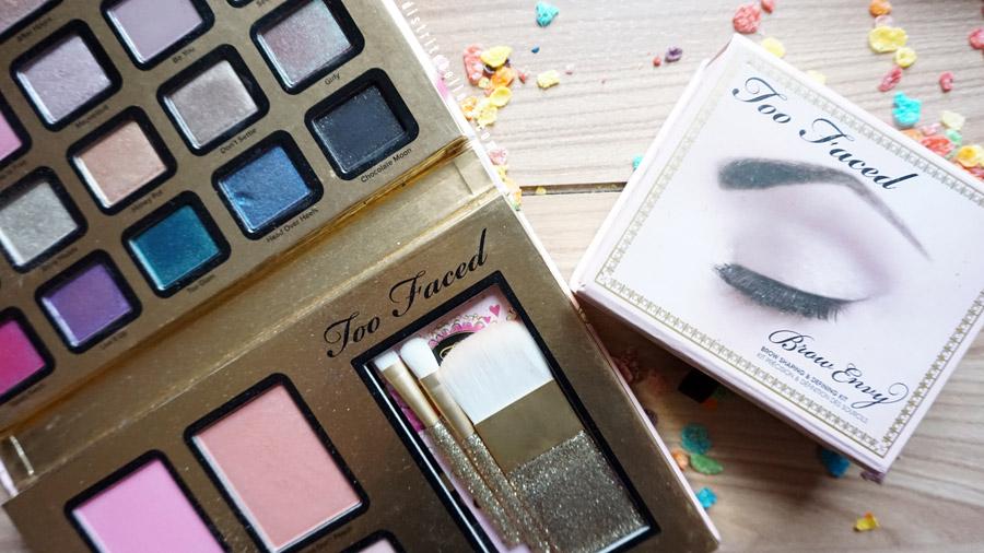 Mejores marcas de maquillaje gama alta too faced