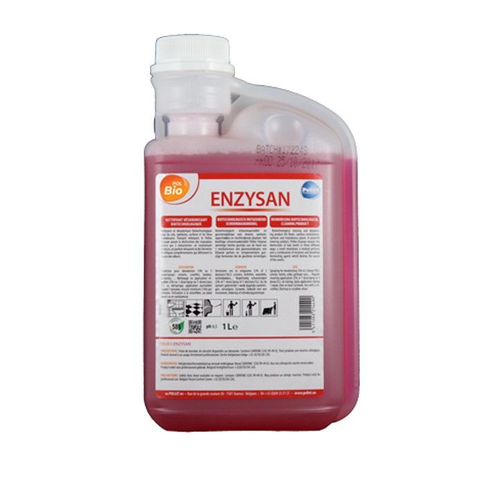 Nettoyant et désodorisant biologique Polbio Enzysan 1L