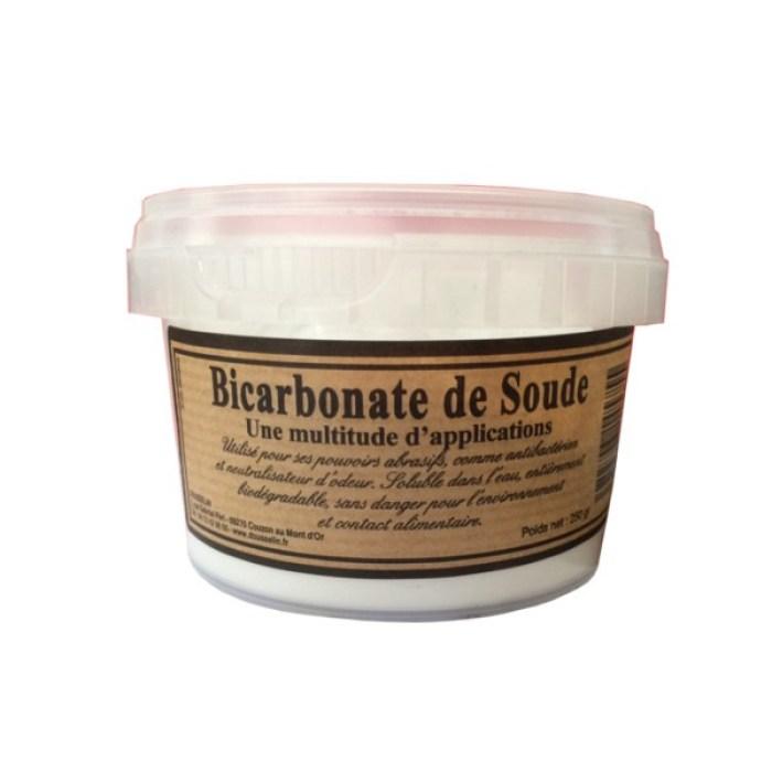 Bicarbonate de soude boîte 250g