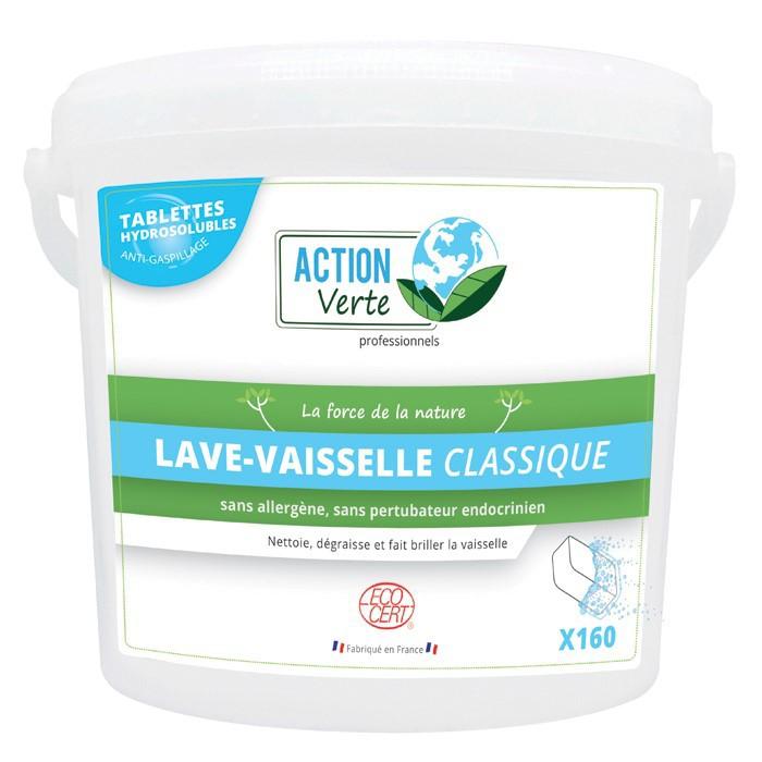 Tablette lave vaisselle Action Verte