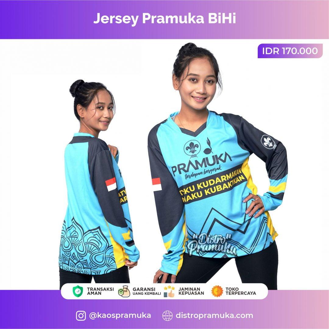 Jersey Pramuka