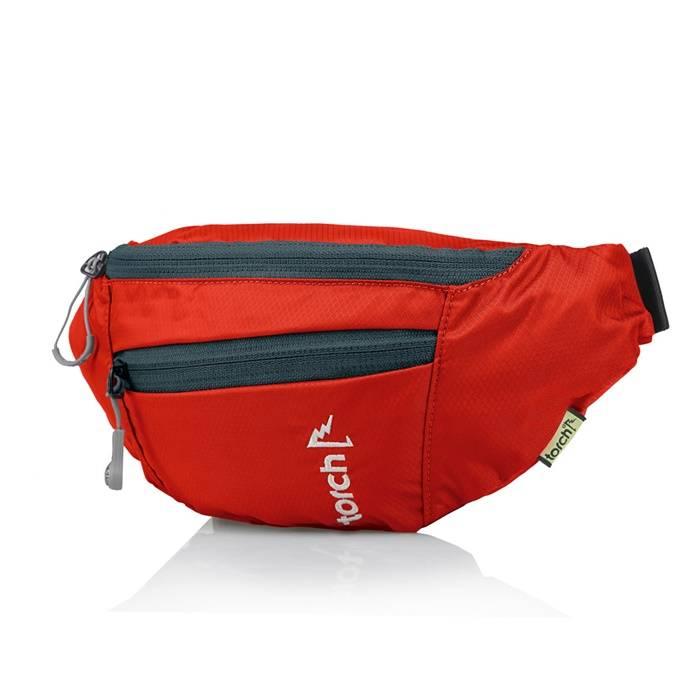 Torch - Waist Bag Hamura 32 x 14 x 30 Cm Orange