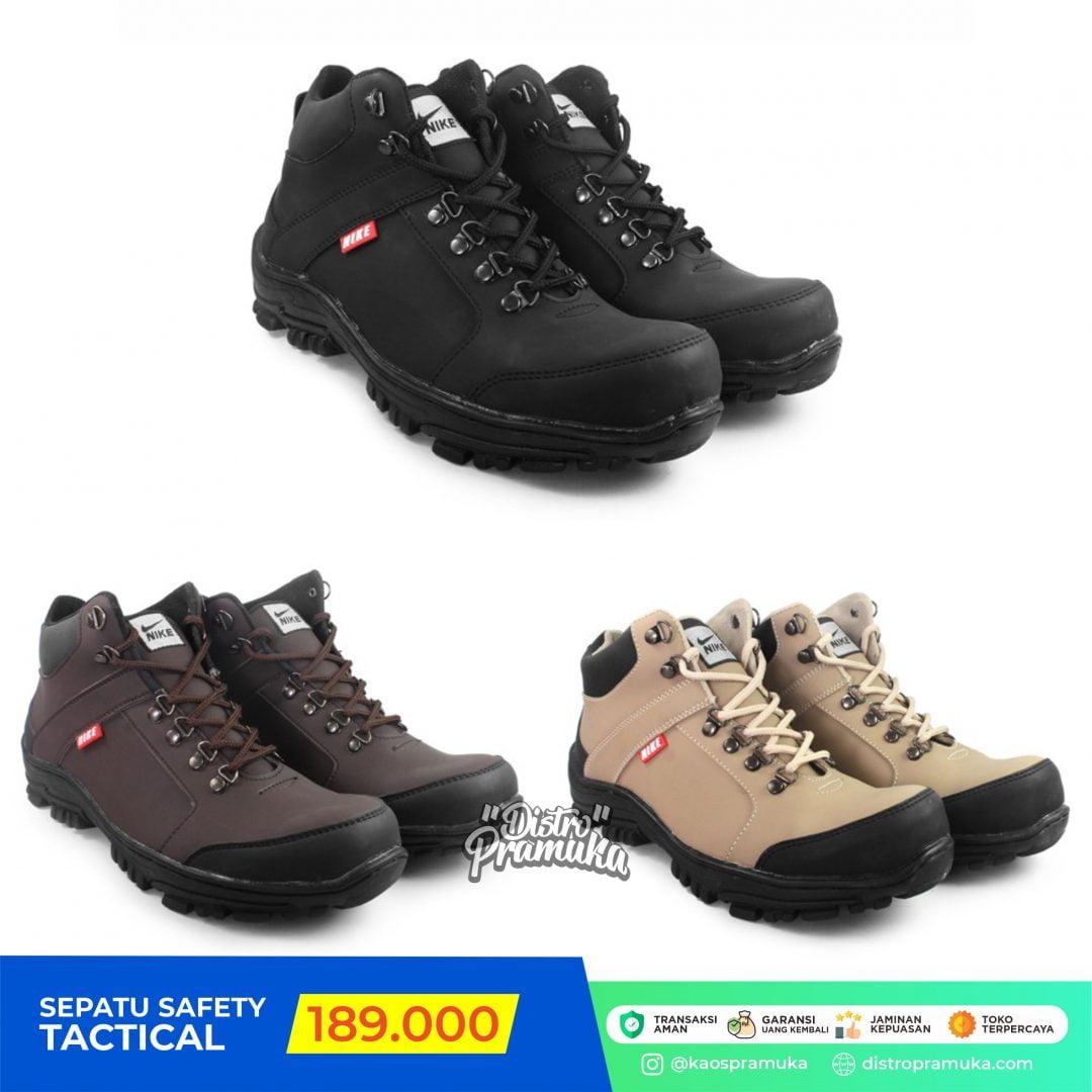 Sepatu Safety Pria TAC