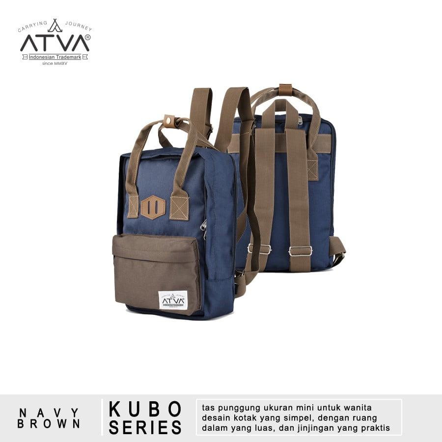 Tas Ransel Mini Backpack Kubo Series