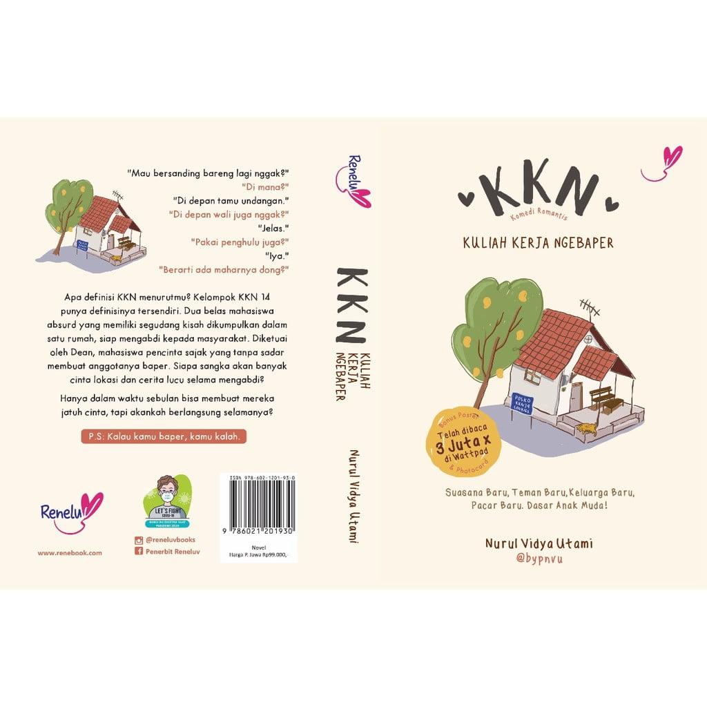 Novel KKN: Kuliah Kerja Ngebaper (@BYPNVU) novel kkn