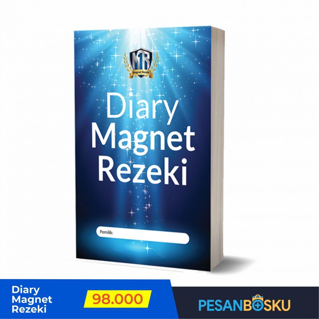 DIARY MAGNET REZEKI
