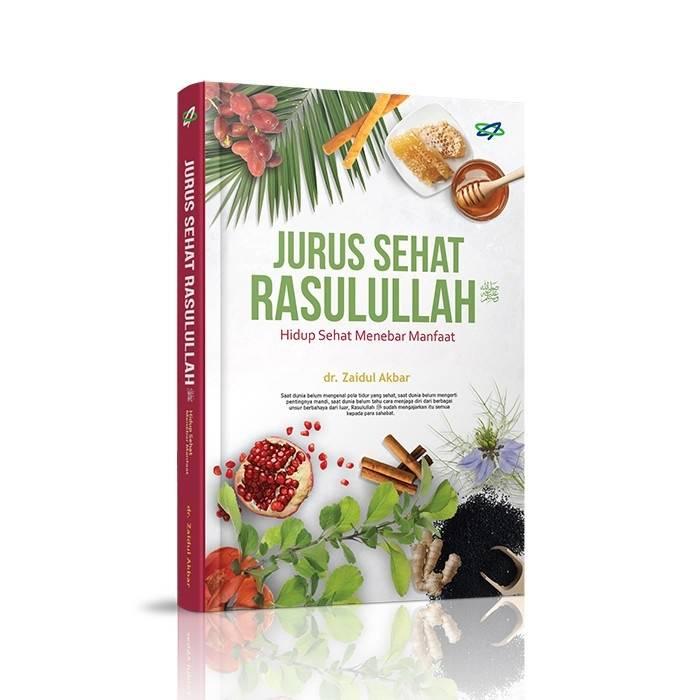 Buku Jurus Sehat Rasulullah