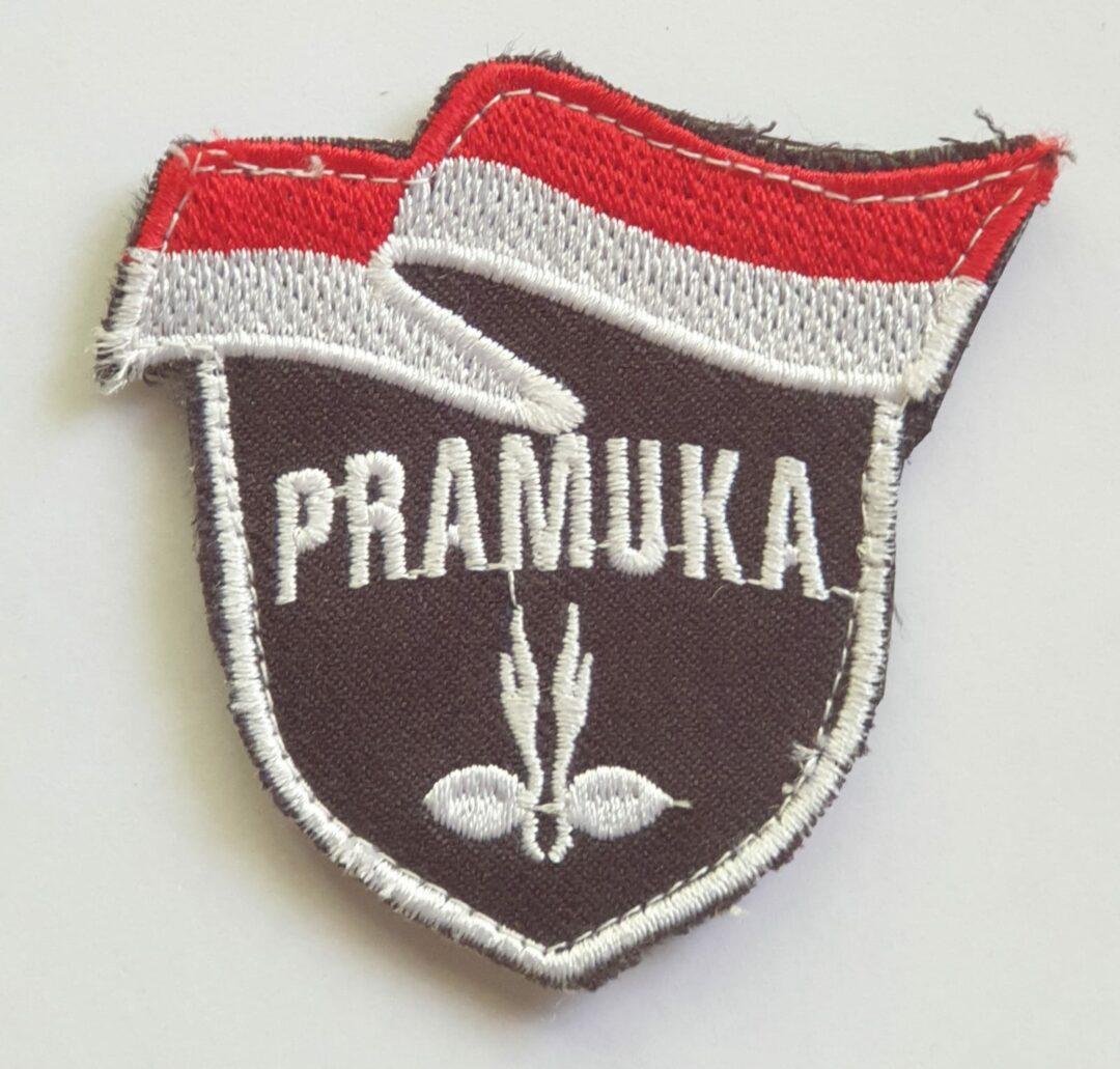 Badge Pramuka 01