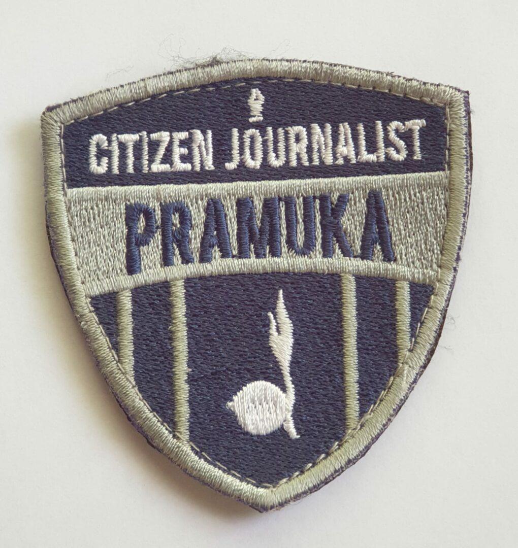 Badge Citizen Journalist