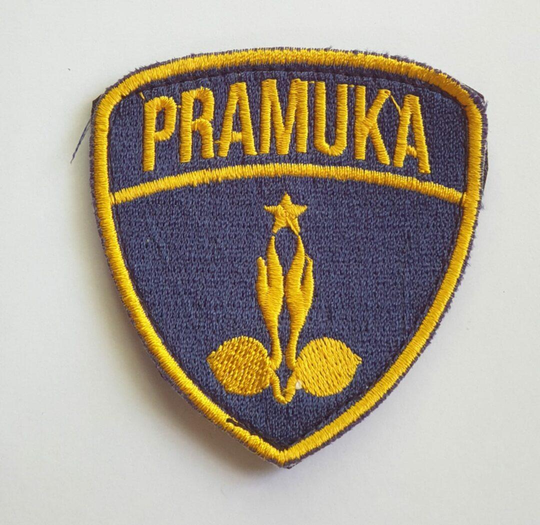 Badge Pramuka 02