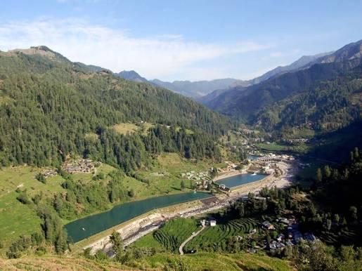 Barot Valley | Trout Fish | Barot Mandi Himachal Pradesh
