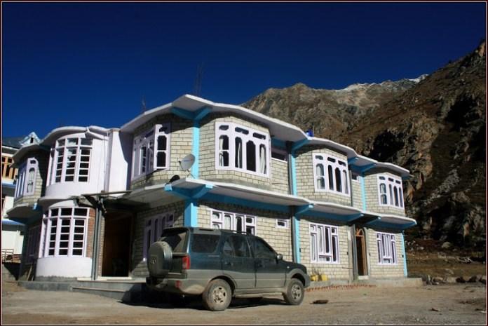 HP PWD Rest House Kaza Lahul Spiti