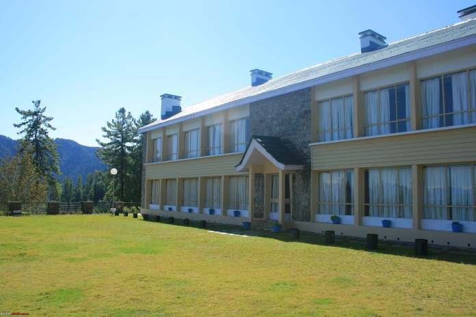 HP PWD Rest House Shimla