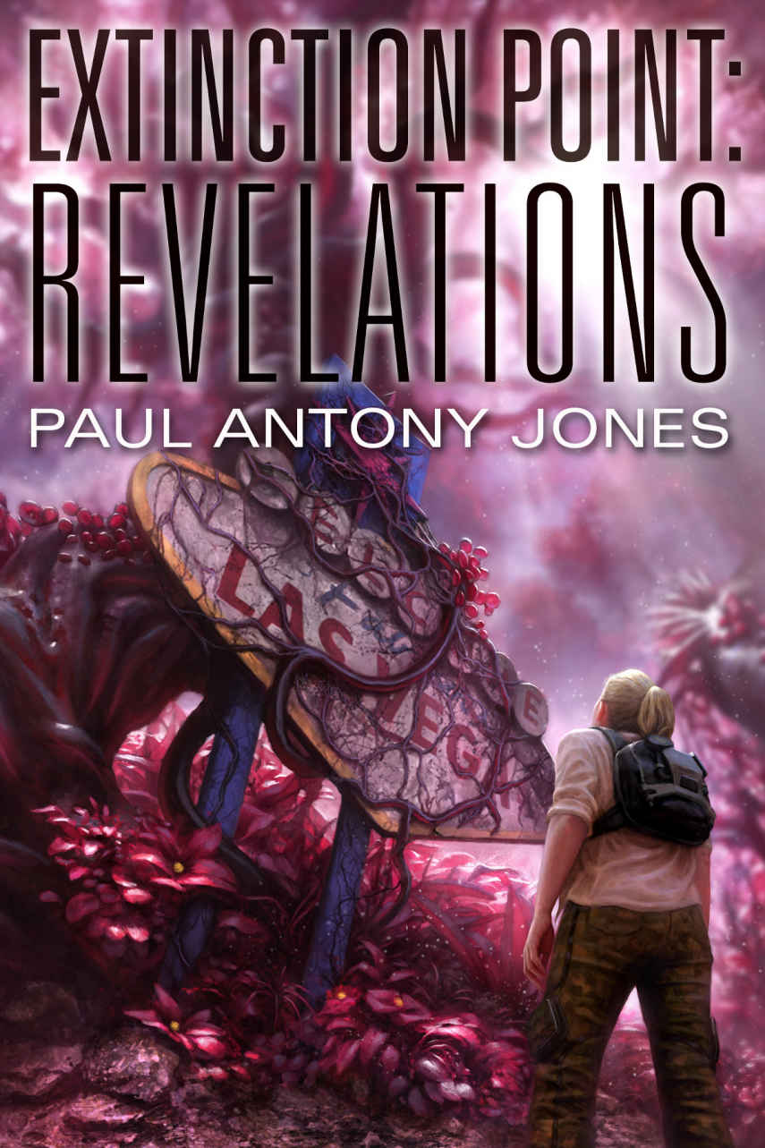 Revelations (Extinction Point Book 3)