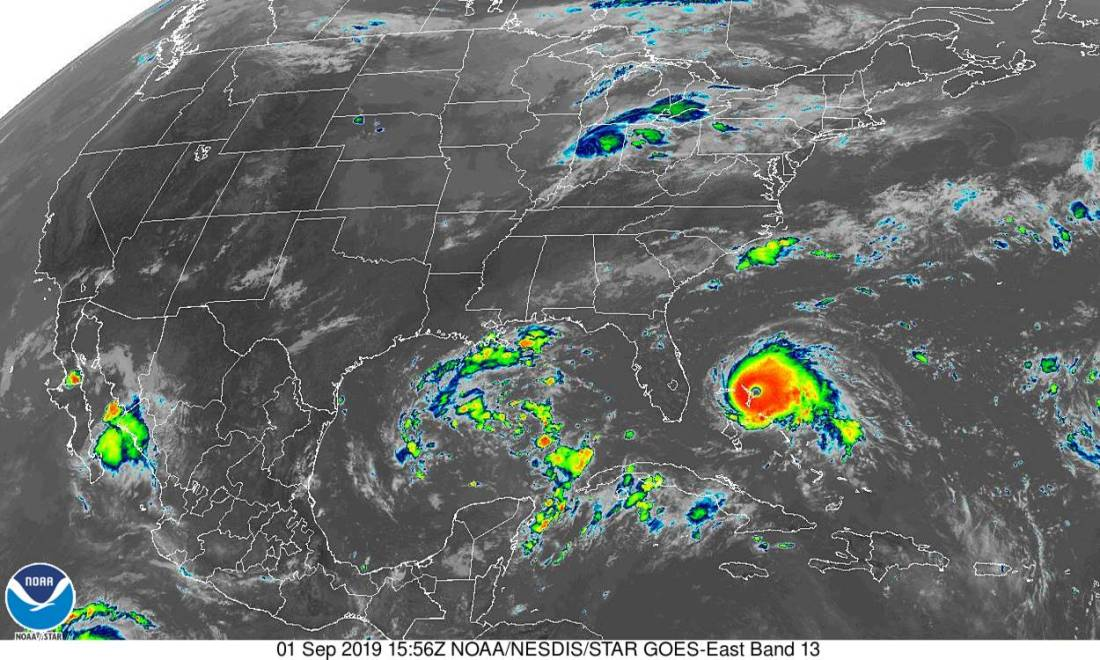 Continental US - Clean Longwave Window - IR