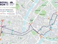 Trafikale ændringer i København/Frederiksberg mandag 21. maj