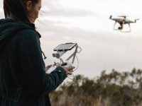 Drone, foto: GF Forsikring