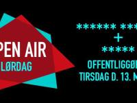 Ekstra OPEN-Air dag