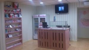 Interior de la tienda Di-Tartas