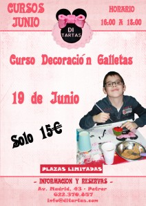 Decoracion galletas infantil