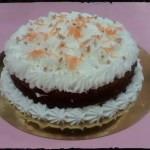 layer cake tarta carrot cake