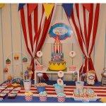 mesa dulce primera comunión niño temática el circo (8)