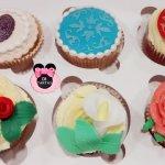 curso cupcakes vintage DiTartas