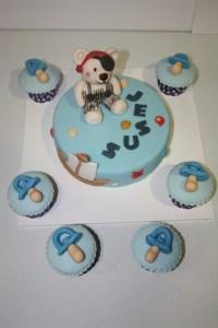 tarta infantil pirata tuc tuc
