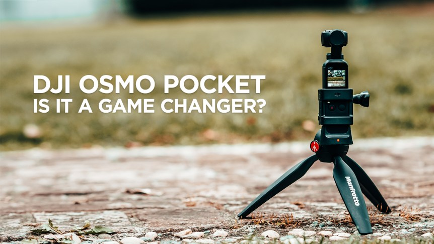 DJI Osmo Pocket & Accessories Review