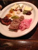 An Amazing Cheese & Charcuterie Plate @ B. Matthews Eatery