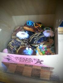 Obligatory Voodoo Doughnut gluttony