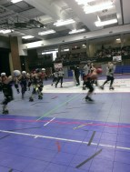 Charlotte Roller Girls Bout
