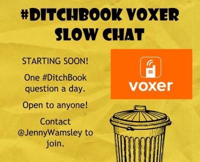 dtt voxer chat graphic