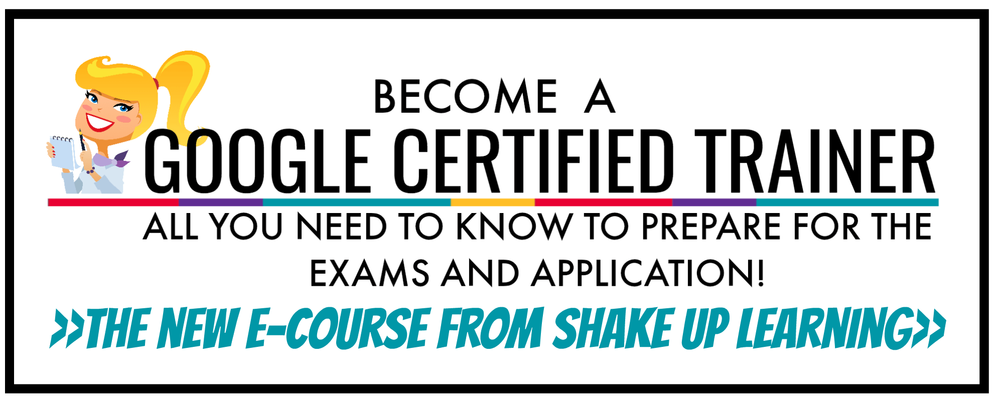 Become a google certified trainer course ditch that textbook do you want to travel and help other teachers learn how to use google apps in their classroom do you want to get your foot in the door as a consultant xflitez Image collections